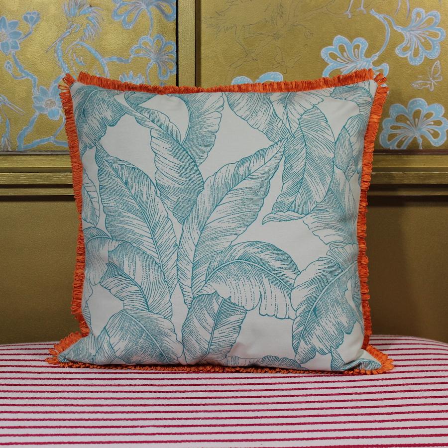 south beach kissen pineapple lane interior design by julia bekker. Black Bedroom Furniture Sets. Home Design Ideas